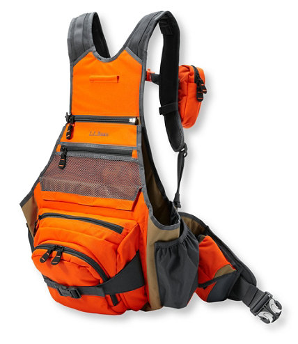 Technical Upland Vest Pack Free Shipping At L L Bean