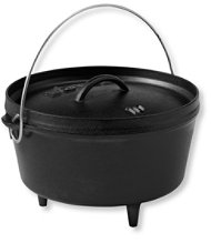 Lodge Logic Deep Dutch Oven