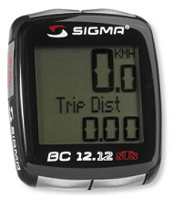 Sigma BC 12.12 STS Wireless Bike Computer