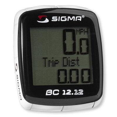 Sigma BC 12.12 Bike Computer