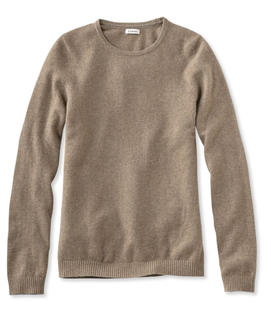 photo: L.L.Bean Girls' Classic Cashmere, Crew