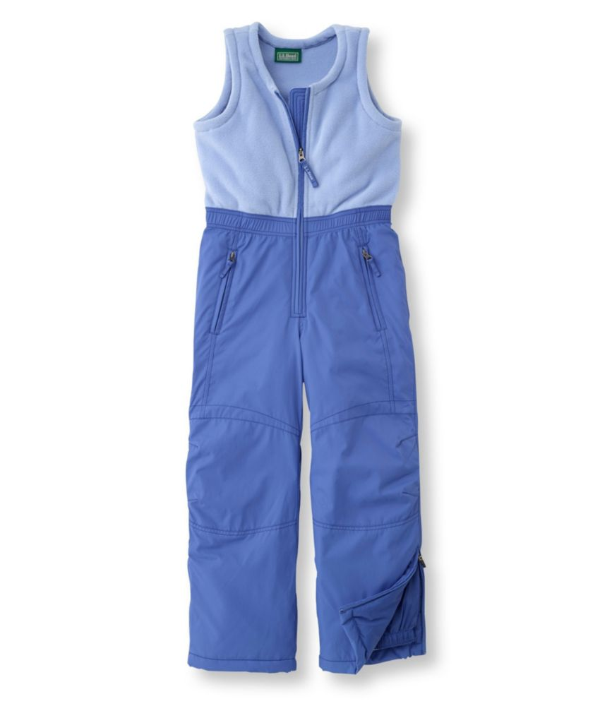 photo: L.L.Bean Snowscape Bibs synthetic insulated pant