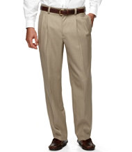 Year-Round Wool Trousers, Classic Fit Pleated