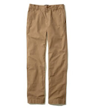 Signature Washed Canvas Cloth Pant