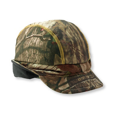Short-Bill Big-Game Cap