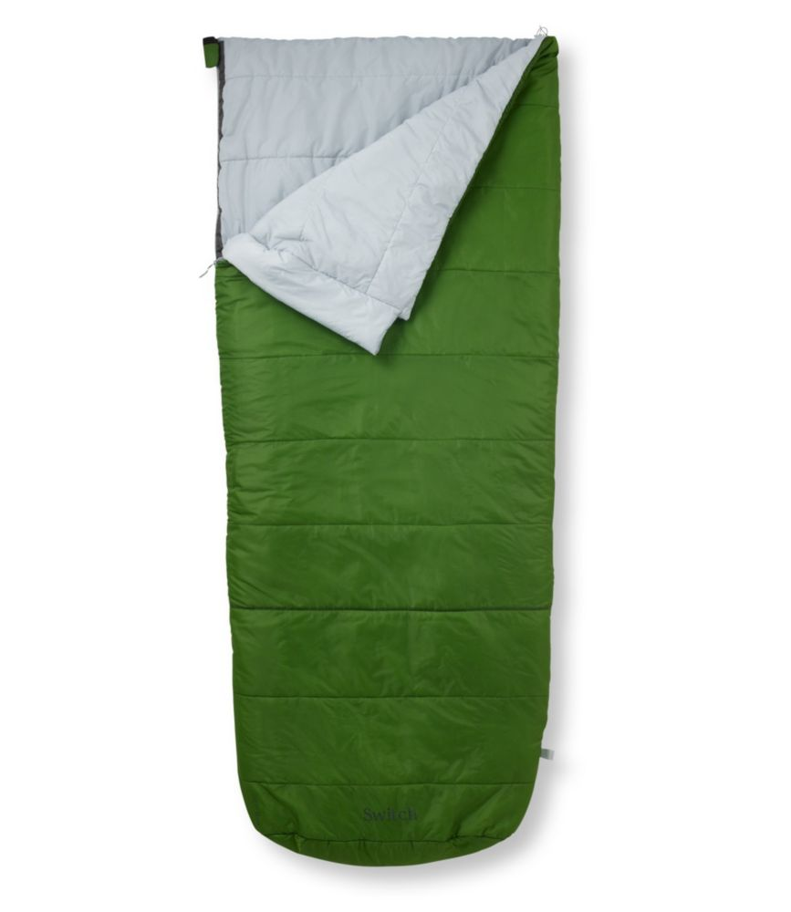 photo: L.L.Bean Switch Sleeping Bag, Rectangular 35/50F