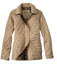 Quilted Riding Jacket
