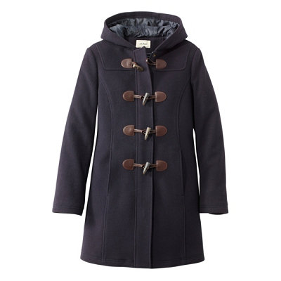 Classic Lambswool Duffel Coat