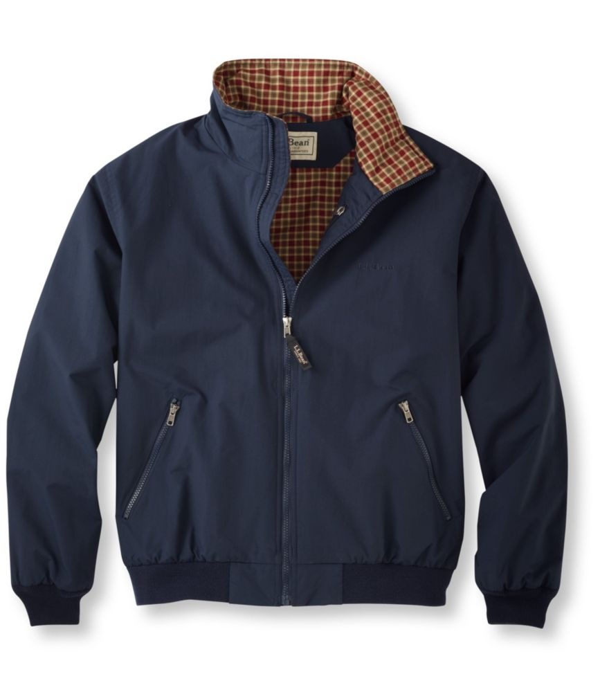 L.L.Bean Warm-Up Jacket