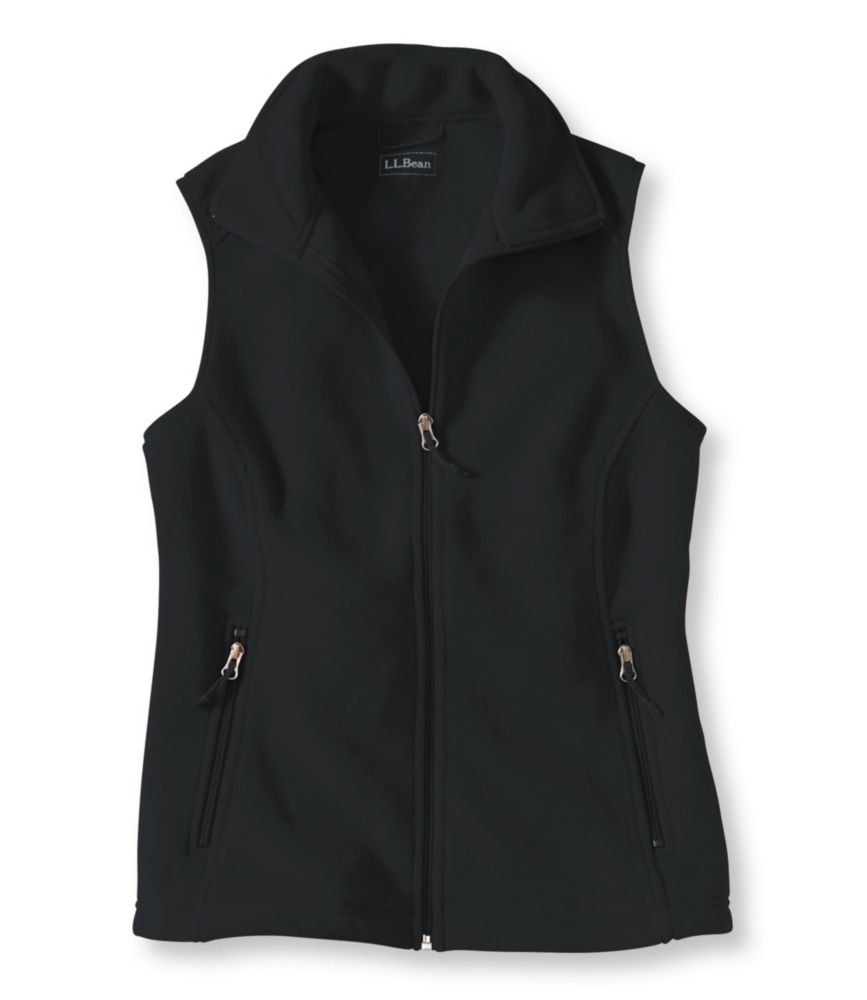 photo: L.L.Bean Women's Trail Model Fleece Vest fleece vest