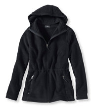 Women's Trail Model Fleece, Drawcord Jacket