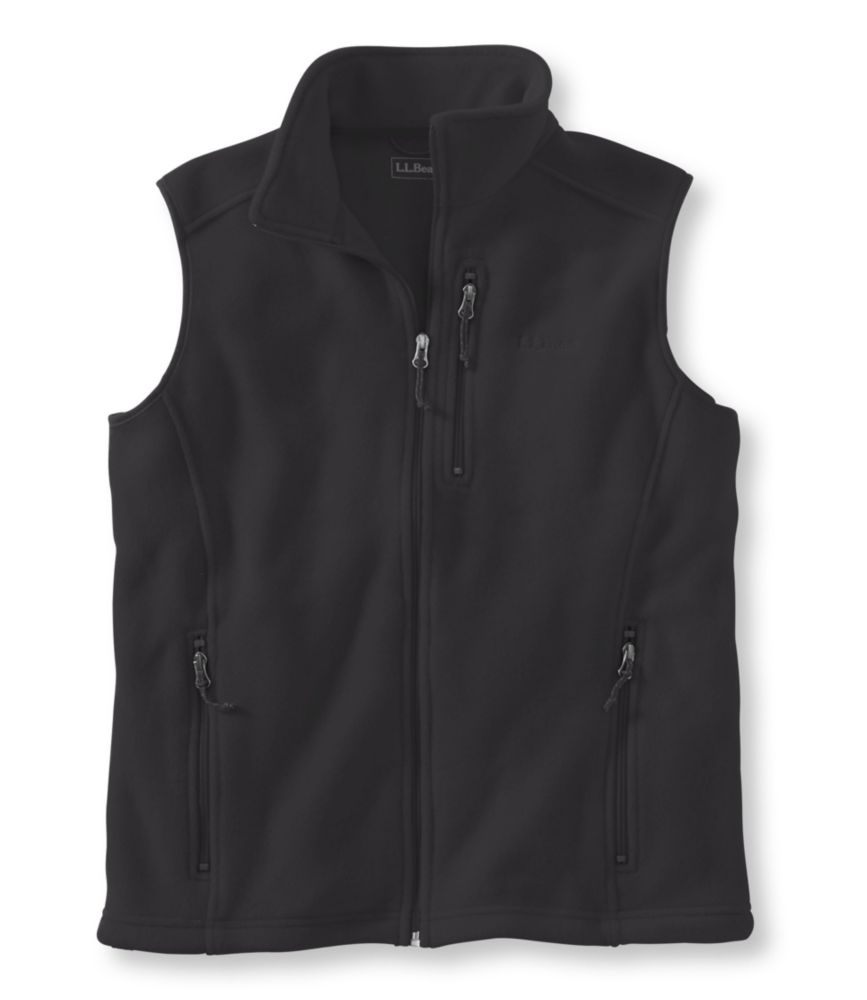 photo: L.L.Bean Men's Trail Model Fleece Vest