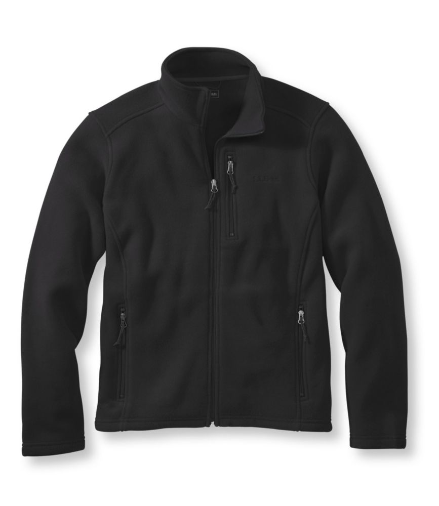 photo: L.L.Bean Men's Trail Model Fleece Jacket fleece jacket