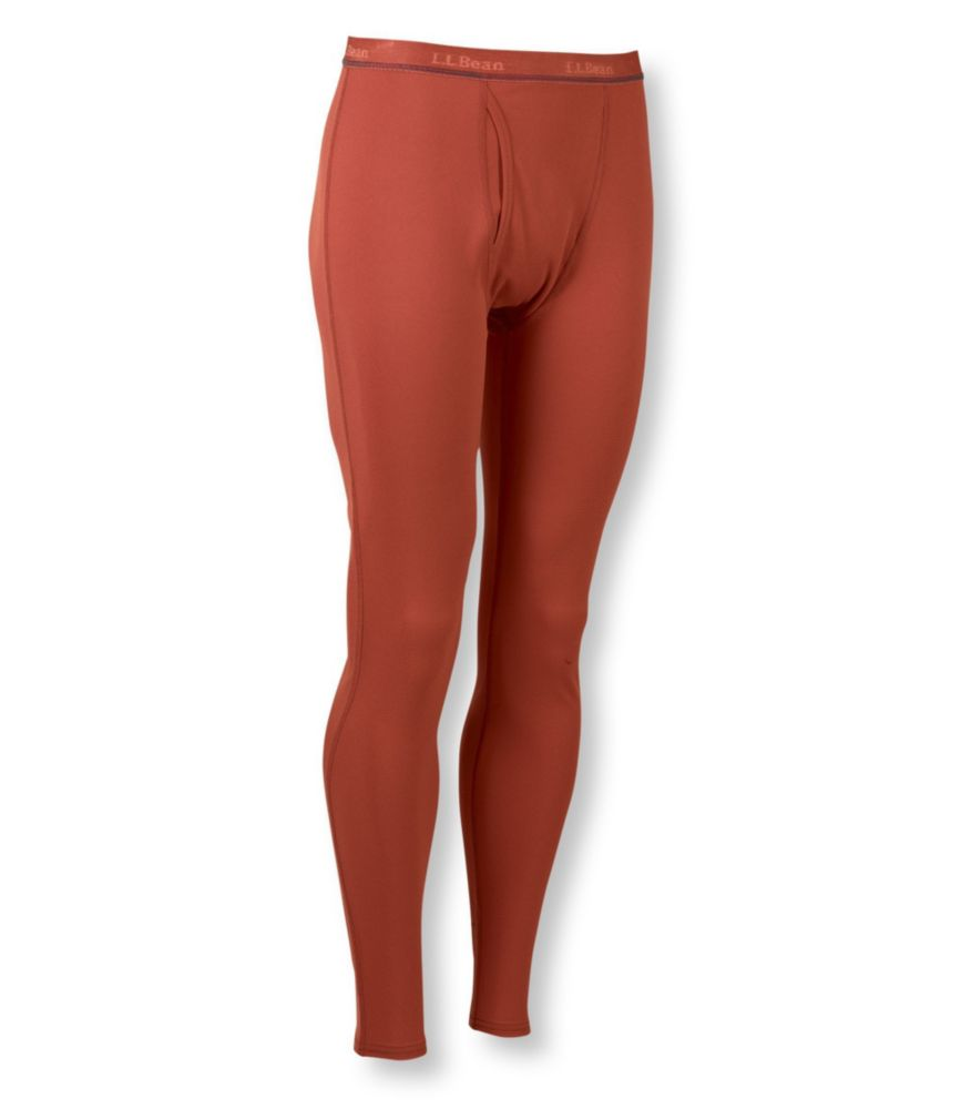 L.L.Bean Power Dry Stretch Base Layer, Lightweight Pants