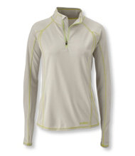 Power Dry Stretch Base Layer, Lightweight Quarter-Zip