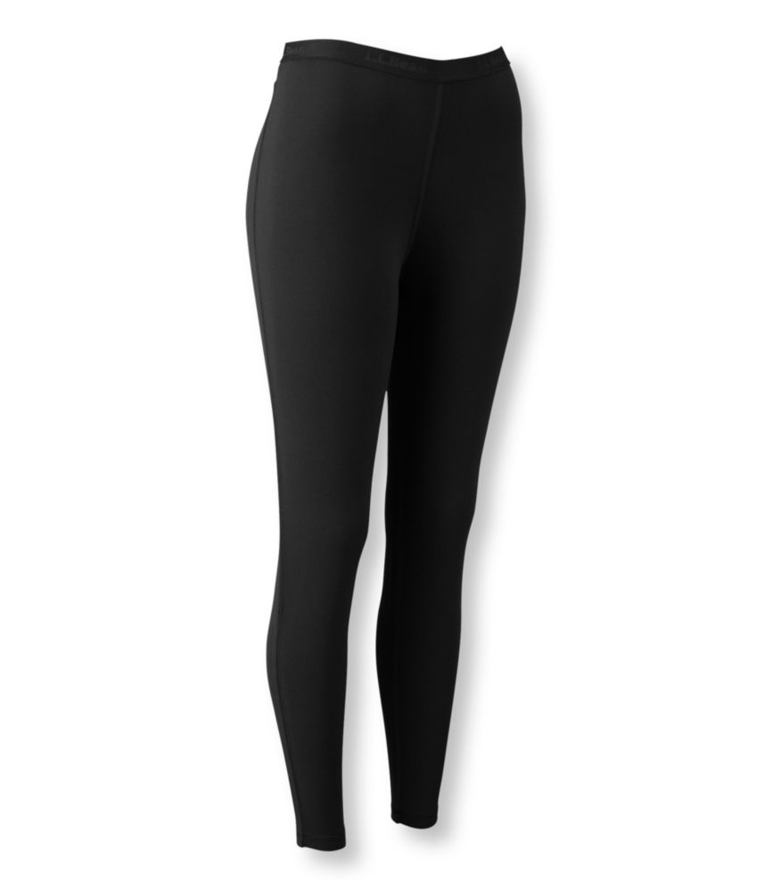 photo: L.L.Bean Women's Power Dry Stretch Base Layer, Midweight Pants