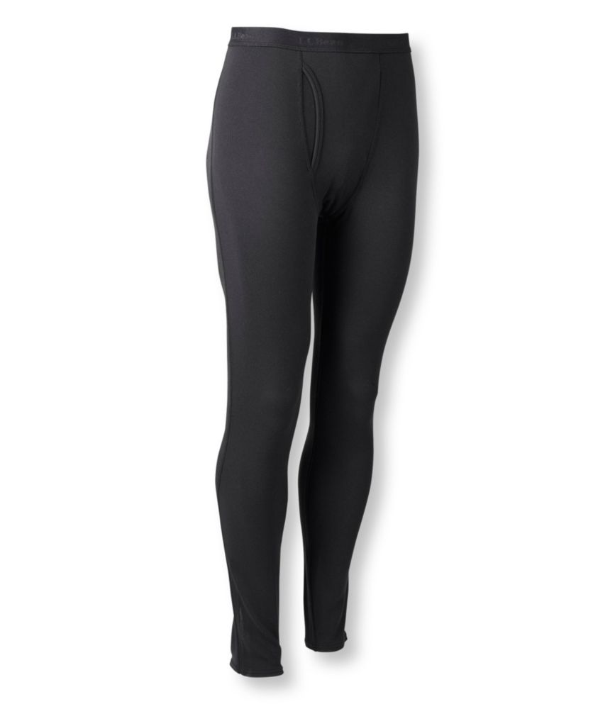 L.L.Bean Power Dry Stretch Base Layer, Midweight Pants