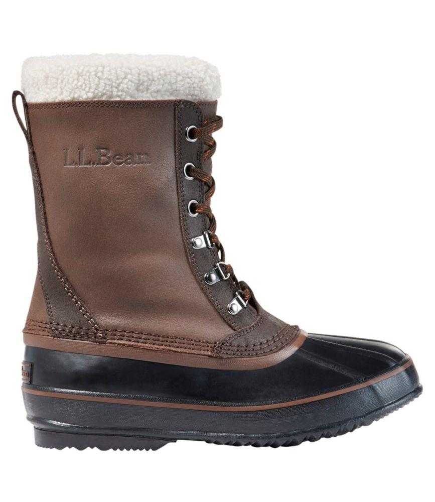 photo: L.L.Bean Men's Snow Boots
