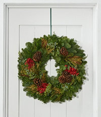 Woodland Canella Berry Wreath 24