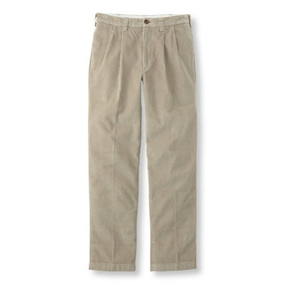 Country Corduroy Trousers, Classic Fit Pleated