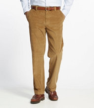 Country Corduroy Trousers, Hidden Comfort Waist Plain Front