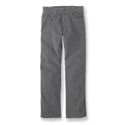 Bean's 1912 Pants, Corduroy Natural Fit