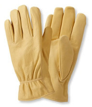 Deerskin Field Gloves
