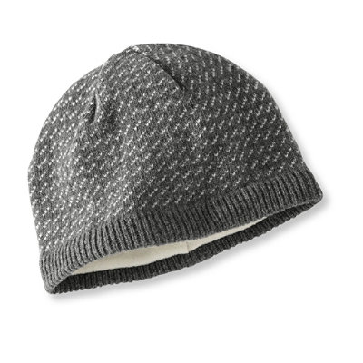 Heritage Wool Hat, Bird's-eye