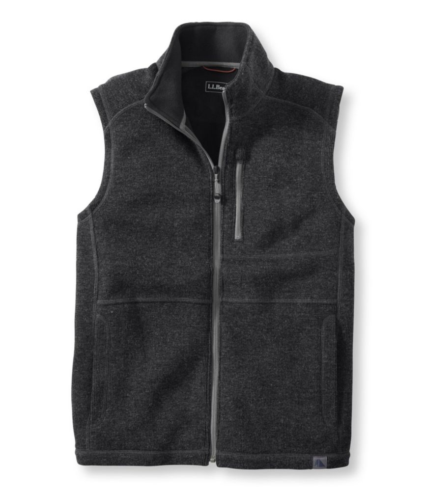 photo: L.L.Bean Wool Tek Vest
