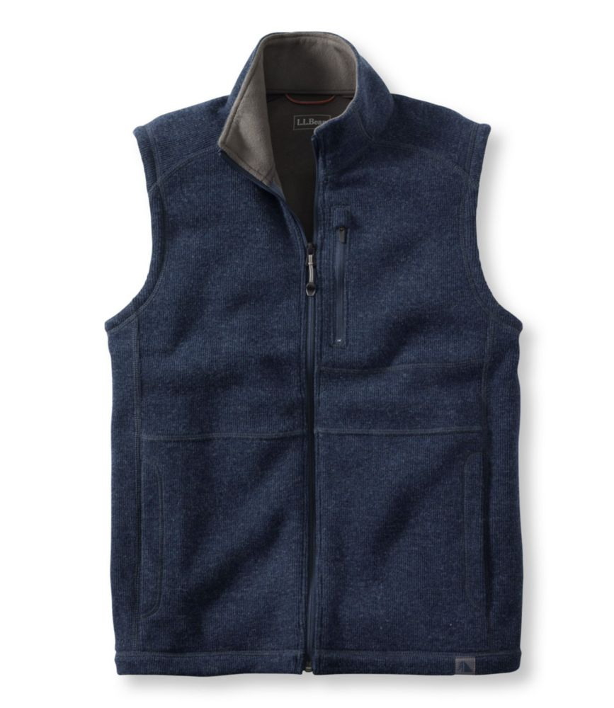 photo: L.L.Bean Wool Tek Vest