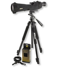 Nikon� ProStaff 5 Fieldscope Outfit, 20-60 x 82mm