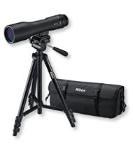 Nikon� ProStaff 3 Fieldscope Outfit, 16-48 x 60 mm