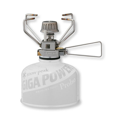 SnowPeak GigaPower Auto Stove