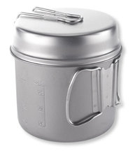 SnowPeak Trek 900 Titanium Cookset
