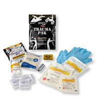 AMK Trauma Pack with QuickClot
