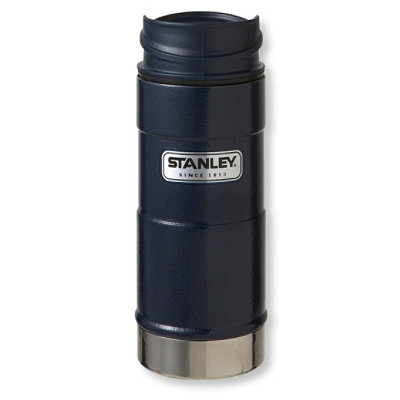 Stanley One-Hand Vacuum Mug, 12 oz.