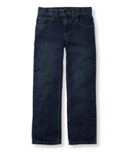 Boys' Double L Jeans, Unlined