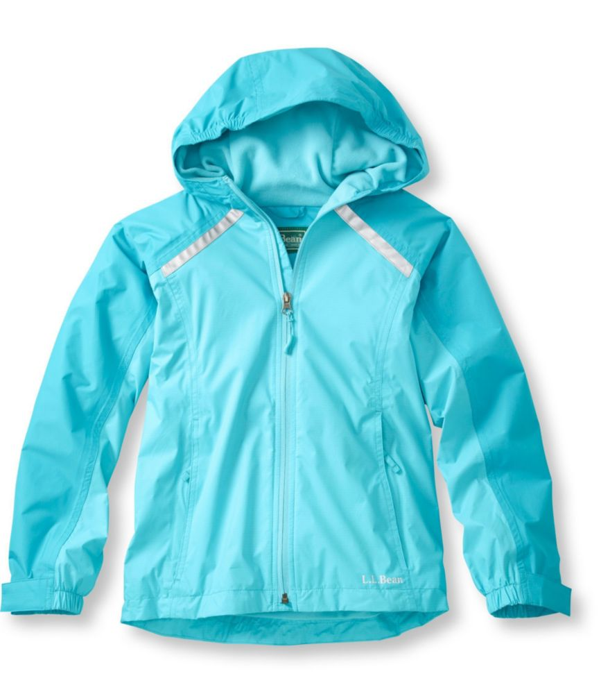 photo: L.L.Bean Trail Model Rain Jacket, Lined