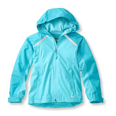 Kids' Trail Model Rain Jacket, Lined