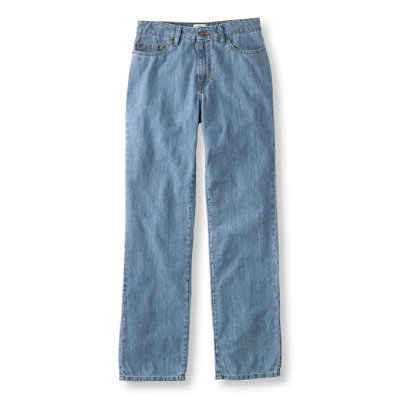 Lightweight Denim Jeans
