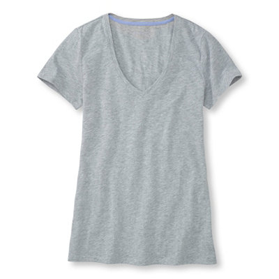 West End Tee, Short-Sleeve V-Neck