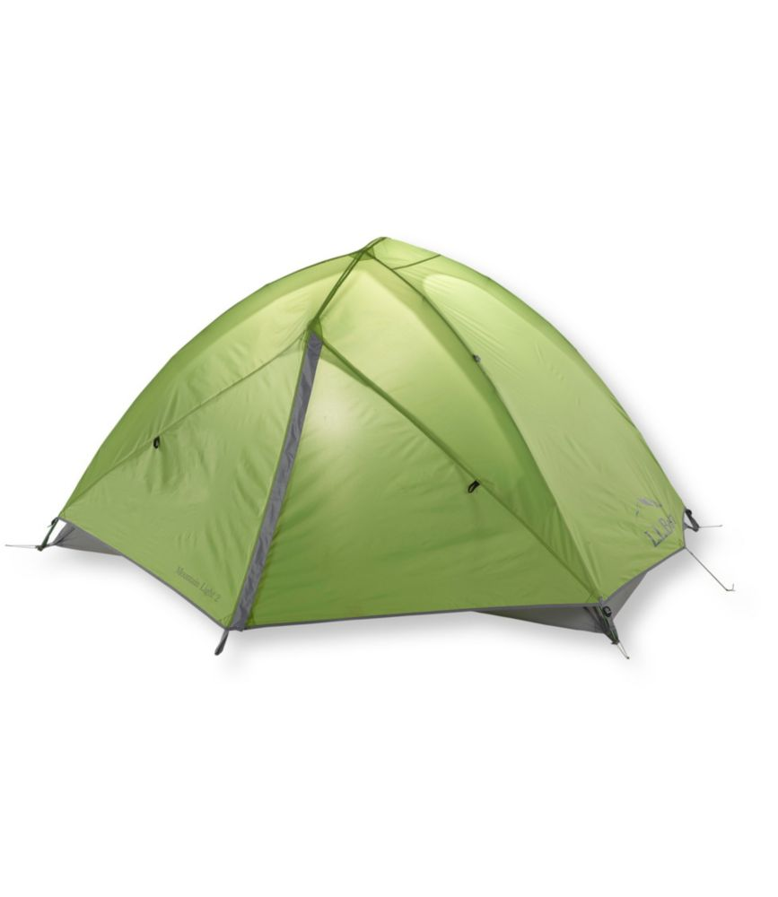 photo: L.L.Bean Mountain Light XT 2-Person Tent three-season tent