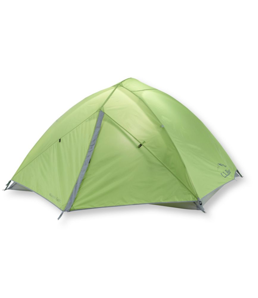 photo: the Mountain Light XT 3-Person Tent by L.L.Bean