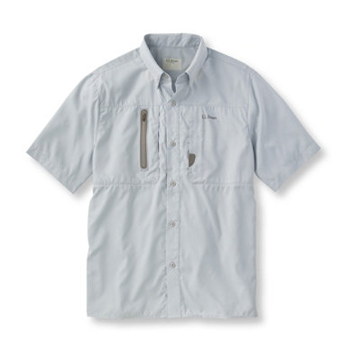 Rapid River Technical Fishing Shirt, Short-Sleeve