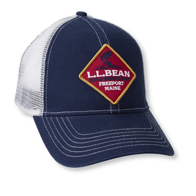 Bean's Fishing Trucker Hat