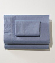 Chambray Pillowcases/Standard (2)