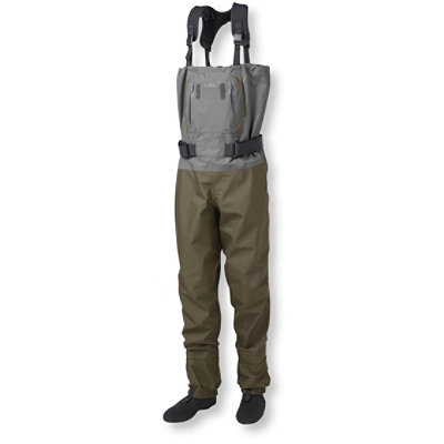 Kennebec Waders with Superseam Technology, Stocking-Foot