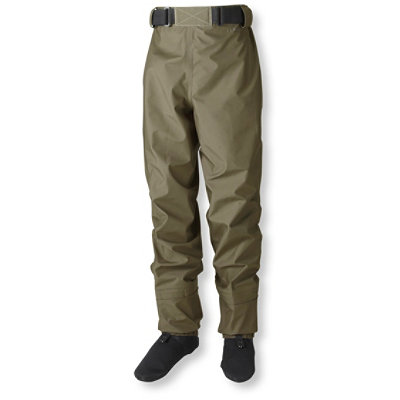 Kennebec Waders with Superseam Technology, High Waist Stocking-Foot