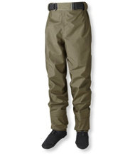 Kennebec Waders with Superseam Technology, High-Waist Stocking-Foot