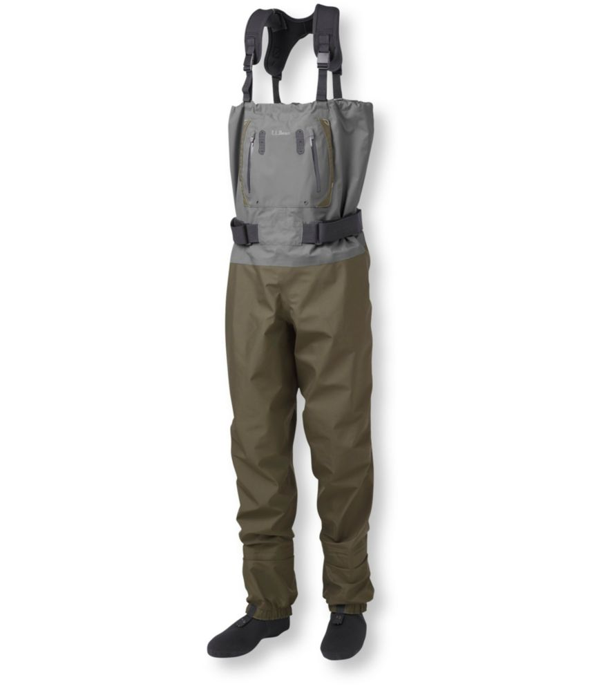 Women's Kennebec Waders With Superseam Technology, Stocking-Foot